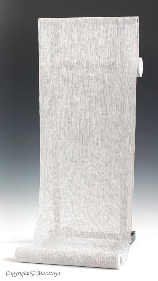 小千谷ちぢみ 麻の着物