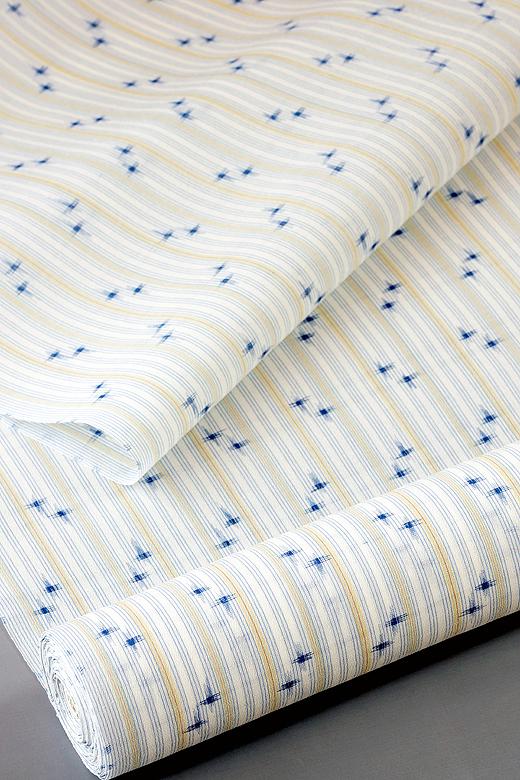 夏織物 南風原琉球かすり:壁上布