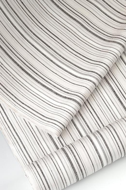 草木染め手織真綿紬:士乎路(しおじ)紬
