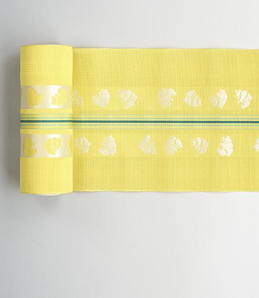 博多織 半巾帯:紋紗織