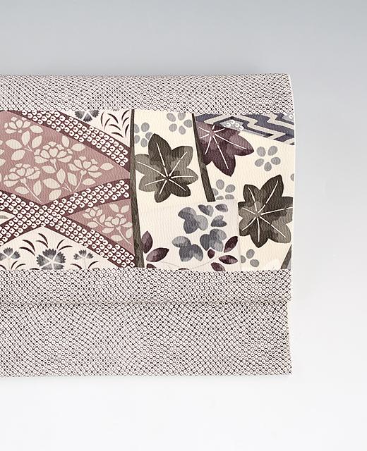 染繍舗 多ち花 :小袖模様 染め帯