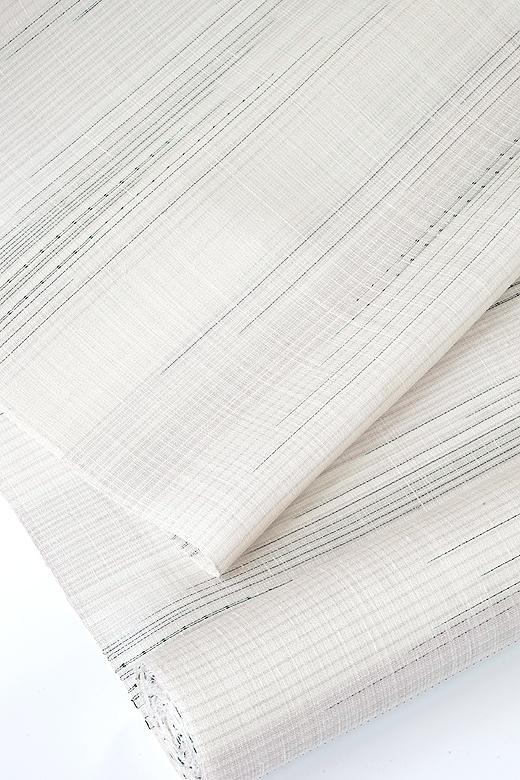 単衣/夏季織物:下井紬 緯かすみ