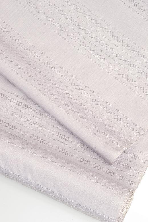 光佳染織/代島光子 制作:草木染め緯浮織